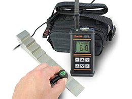 ExScan1000 is an ultrasonic portable thickness gauge