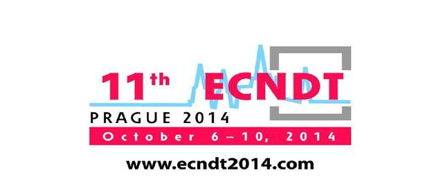 Advertising of the European Conference on Non-Destructive Testing (ECNDT)-2014