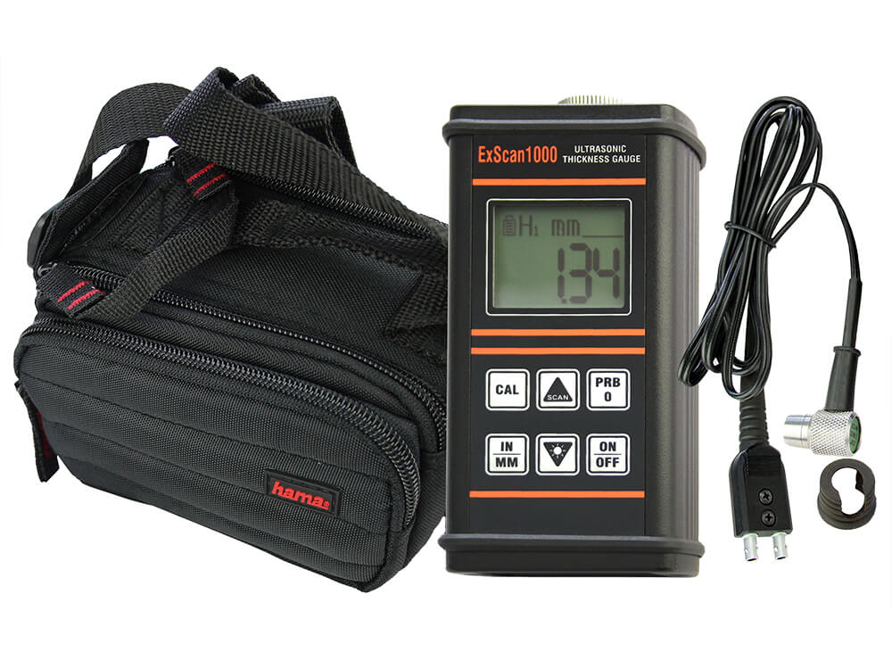 ExScan1000 Ultrasonic thickness gauges