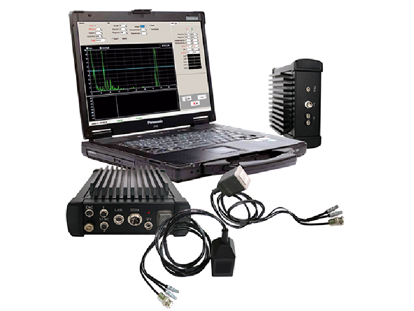 Ultrasonic flaw detector for automated multichannel NDT Systems ОКО-22М-EMA