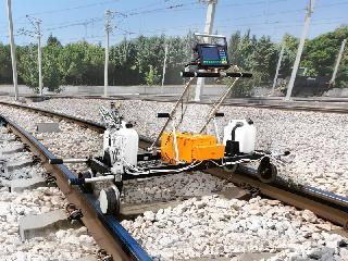 UDS2-73 rail flaw detector