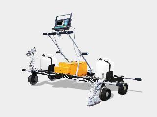 Detector de fallas de carriles UDS2-73